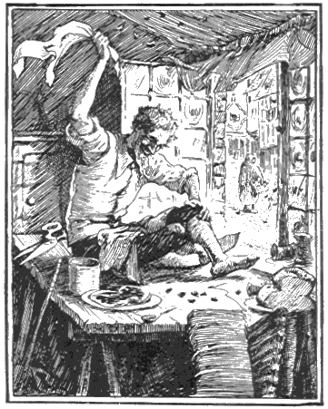 Ricardo Maragna, Andrew Lang (Editor), H.J. Ford and G.P.Jacomb Hood (illustrators) [Public domain], via Wikimedia Commons